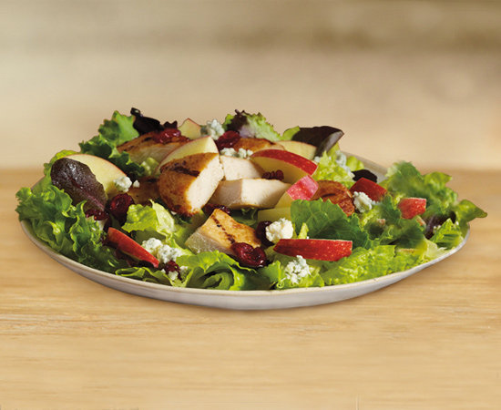 Chicken, Apple & Cranberry Garden Fresh Salad