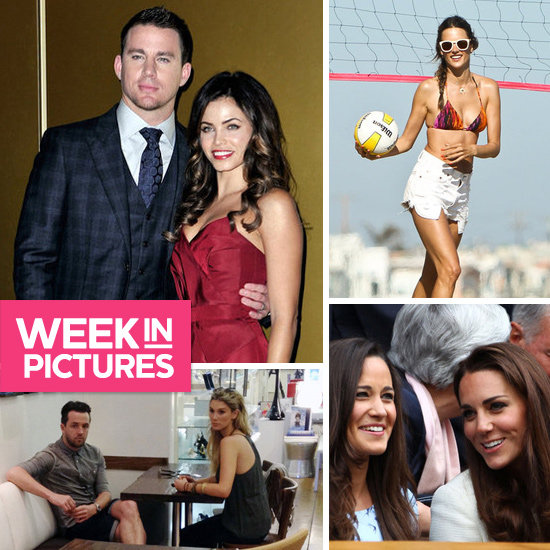 The Week in Pictures: Channing Brings Magic Mike to Europe, Delta Goodrem & Darren McMullen in LA & More!