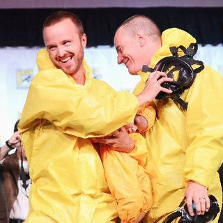 Breaking Bad Season Five Comic-Con Panel