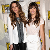 Jessica Biel, Kate Beckinsale, Colin Farrell Pictures at 2012 Comic-Con Total Recall Panel