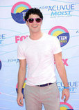 Darren Criss at the Teen Choice Awards.