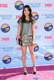 Miranda Cosgrove at the Teen Choice Awards.