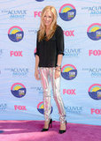 Cat Deeley at the Teen Choice Awards.