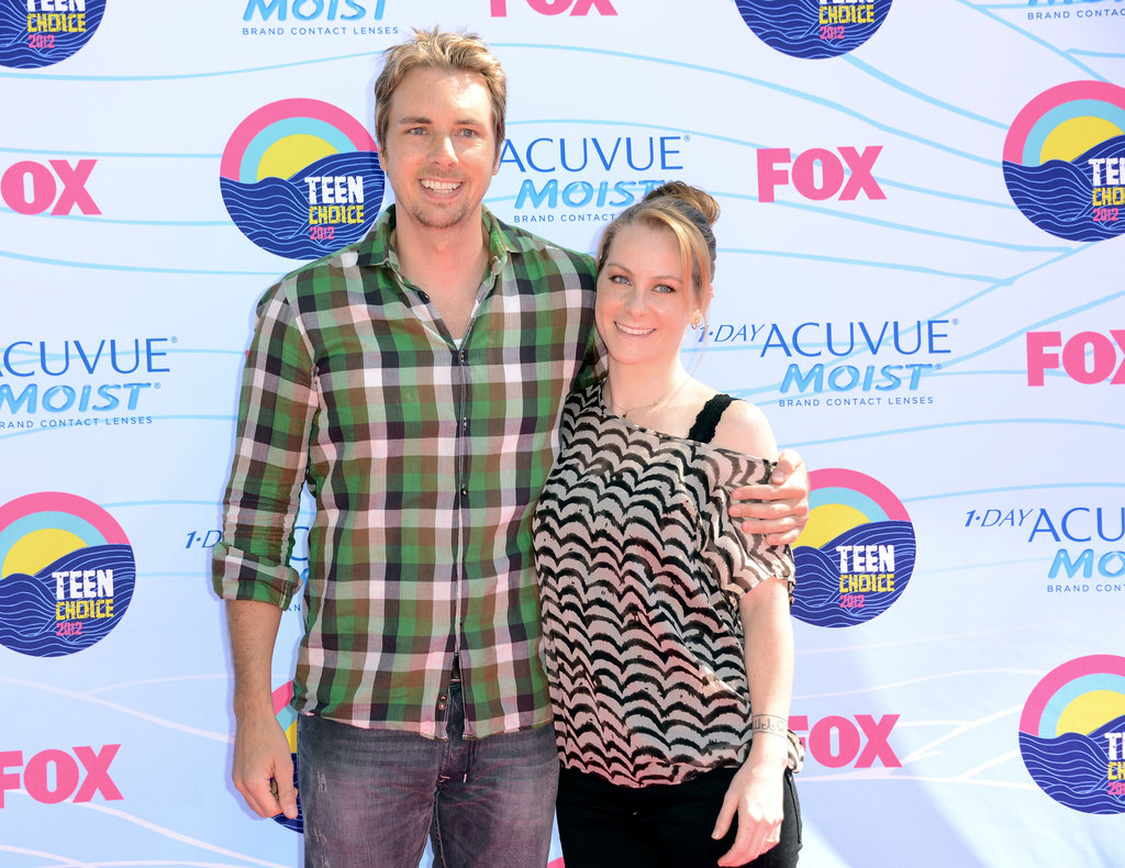 Dax Shepard at the Teen Choice Awards.