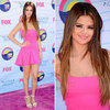 Selena Gomez at Teen Choice Awards 2012