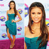 Nina Dobrev at Teen Choice Awards 2012