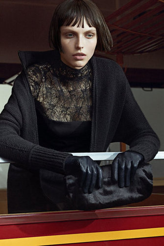 Akris Fall 2012 Ad Campaign