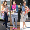 Jessica Alba&#039;s Jenni Kayne Pointy Flats (Pictures)