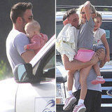 Ben Affleck Welcomes Jennifer and Their Kids to Puerto Rico