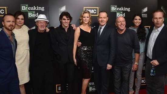 Video: Breaking Bad's Stars Celebrate Their Final Season at Comic-Con