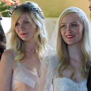 Kirsten Dunst Is Maid of Honor at Friend's Wedding Pictures