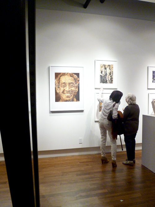 Hit a Gallery Opening