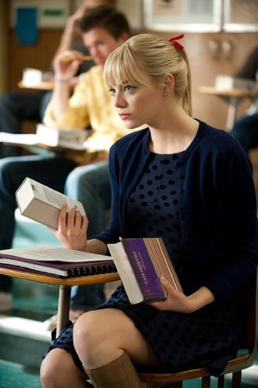 Emma Stone: Gwen Stacy, The Amazing Spider-Man