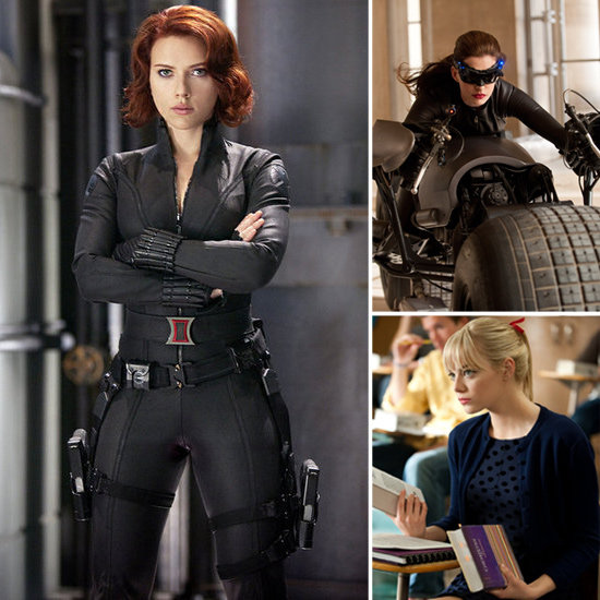 Keep Comic-Con's Thrill Going: How 2012's Comic-Book Actresses Got in Shape
