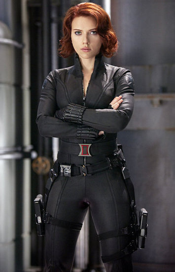 Scarlett Johansson: Black Widow, The Avengers