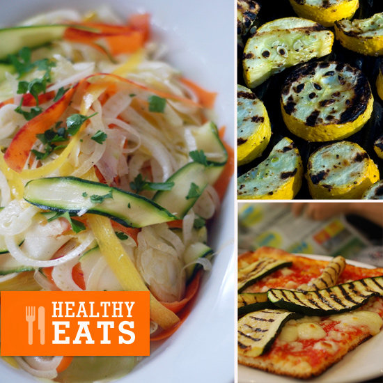 Straight From the Garden: 9 Healthy Summer Squash Recipes