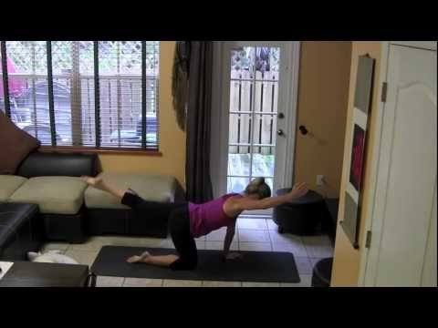 Core Stretch - Workout Video