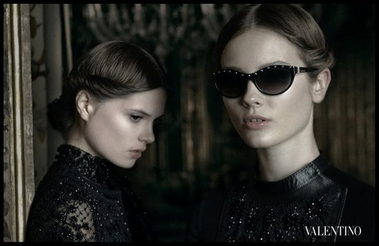 Valentino Fall 2012 Ad Campaign 