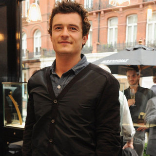 Orlando Bloom at Bremont Launch | Pictures