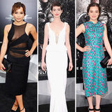 Who Was Best Dressed on the Red Carpet for the Dark Knight Rises Premiere in NYC: Anne Hathaway? Marion Cottilard?