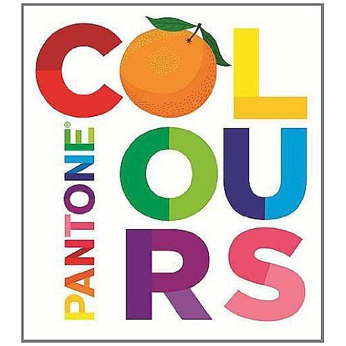 Pantone: Colors Board Book ($10)