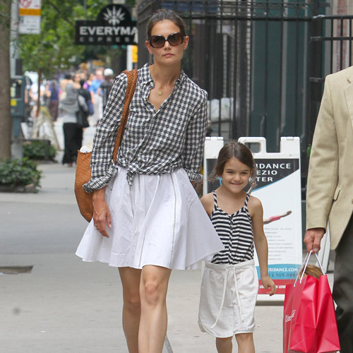 Celebrity Moms and Daughters Wearing Matching Clothes