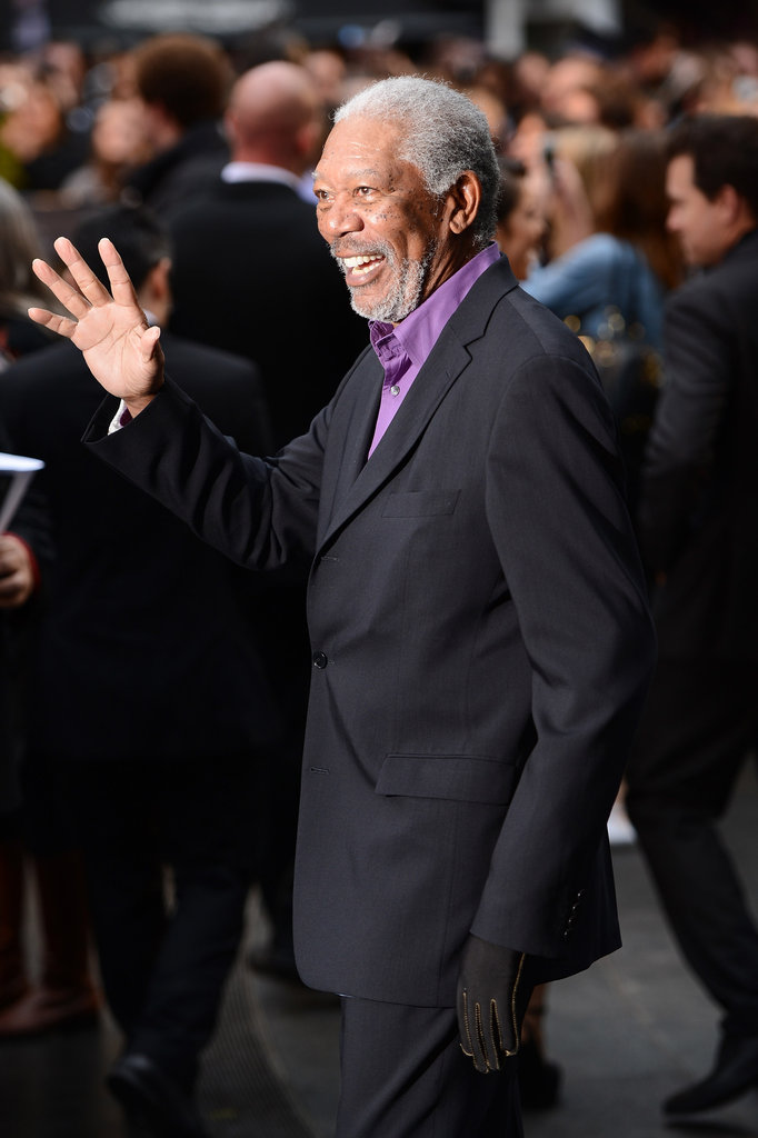 Morgan Freeman Photos