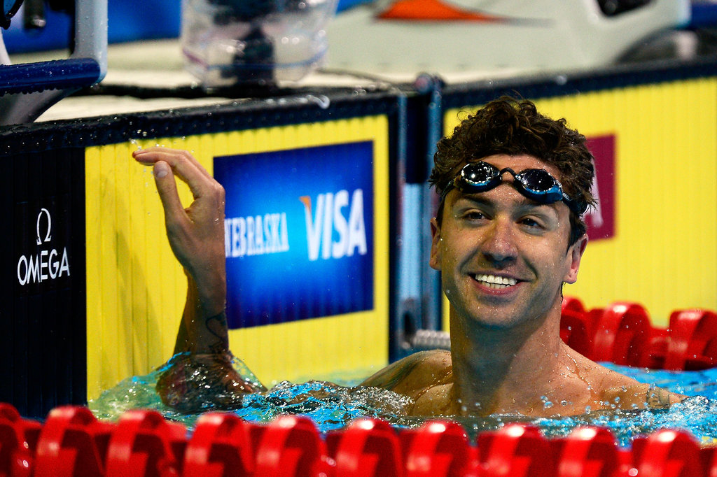 Anthony Ervin (Swimming)