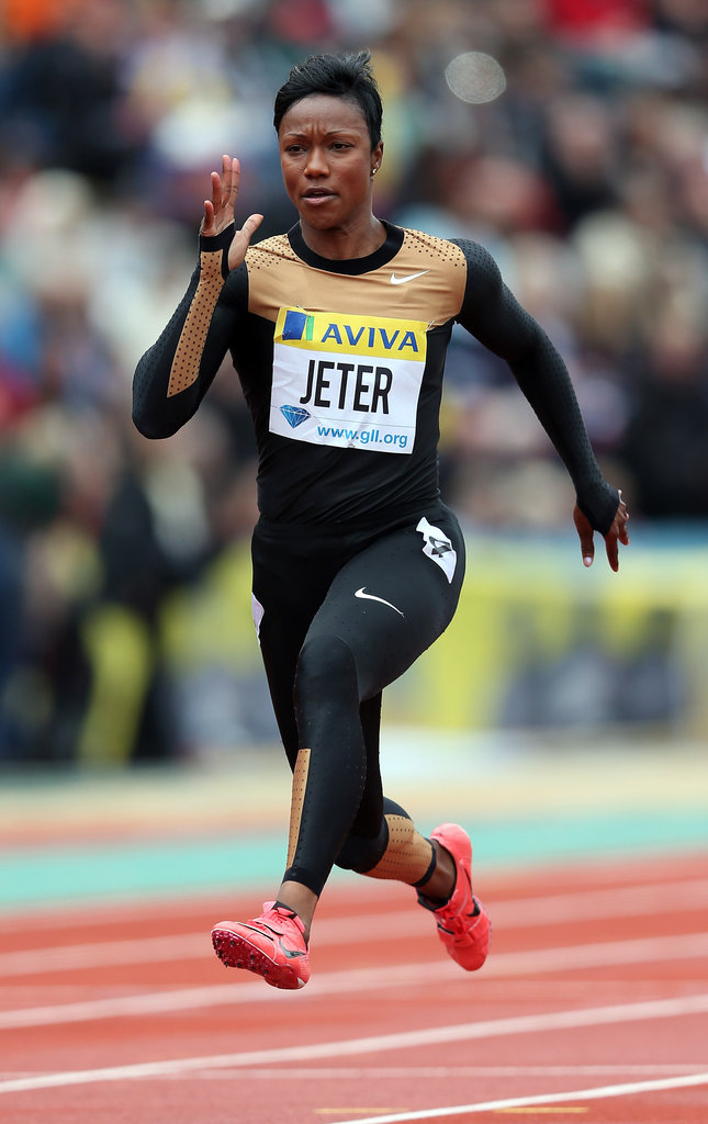 Carmelita Jeter (Track and Field)