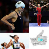The Olympians You Need to Be Following on Facebook and Twitter