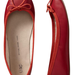 For a quick and easy work style fix, inject color into your Summer flats arsenal. This beautiful red hue is sleek and eye-catching.