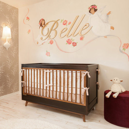 JR Martinez's Baby Nursery For Lauryn Anabelle Martinez