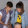 Justin Bieber and Selena Gomez in New Zealand | Pictures