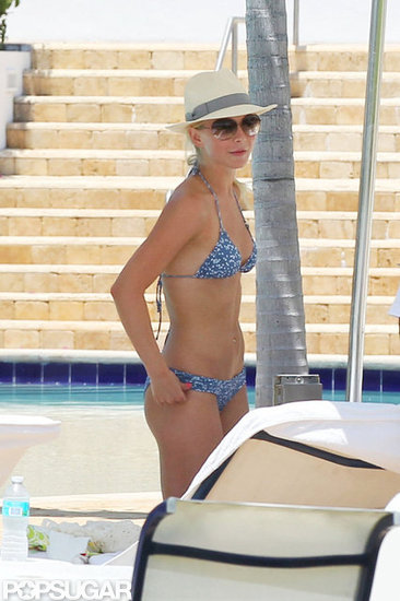 It was bikini time for Julianne Hough in Miami in May 2011.