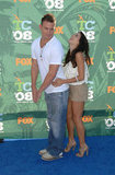 Channing Tatum and Jenna Dewan, 2008