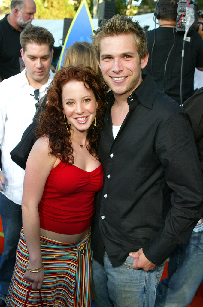 Billy Aaron Brown and Amy Davidson, 2003