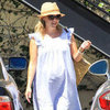 Reese Witherspoon Straw Tote Bag