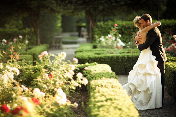 Select a Naturally Beautiful Wedding Spot