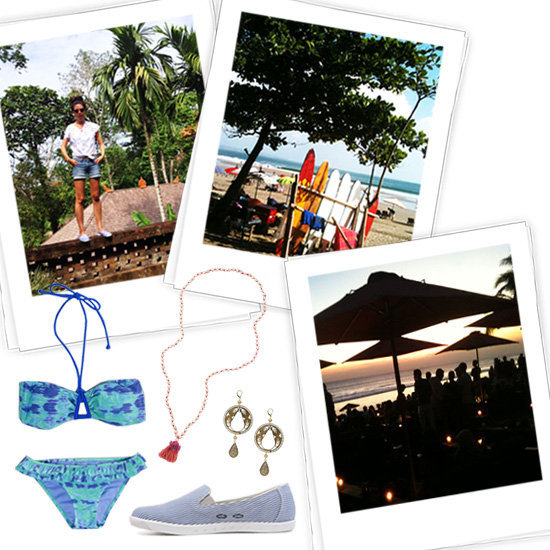 Bali bound! How to pack for and perfect your islander-cool style.