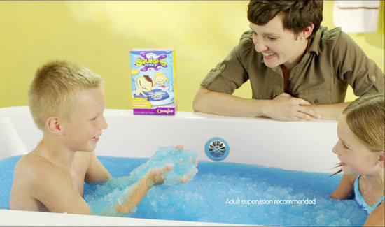 Squishy Baff Bath Kit