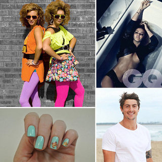 Top Stories From PopSugar, FabSugar and BellaSugar Australia: Lara Bingle in GQ, DIY Underwater Nails