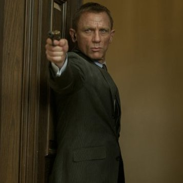 Skyfall TV Teaser Starring Daniel Craig as James Bond