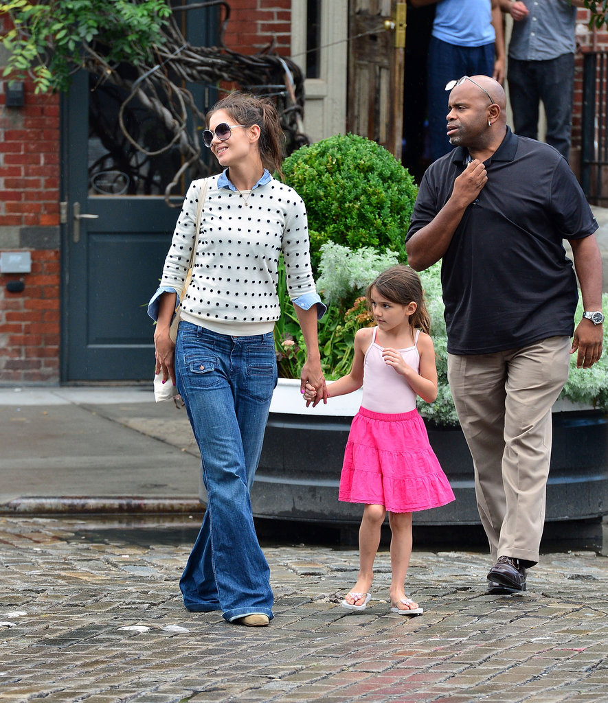 Katie and Suri Hit Up NYC's Brunch Hotspots