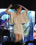 In February 2006, Jennifer Lopez steamed up a Miami stage.