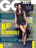 Kate Beckinsale struck a pose for GQ Spain's March 2012 issue.