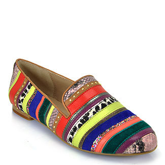 You can just feel the fun coming from these playful loafers. Steve Madden Conncord Loafer ($99)