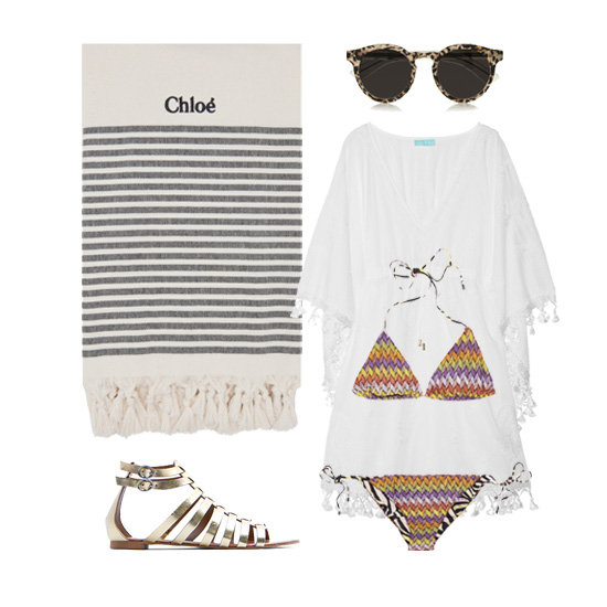 What to Wear on a Cruise: Poolside