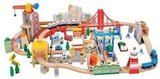 Maxim Enterprise City & Harbor Train Set ($90)