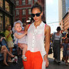 Jessica Alba With Honor and Haven in NYC