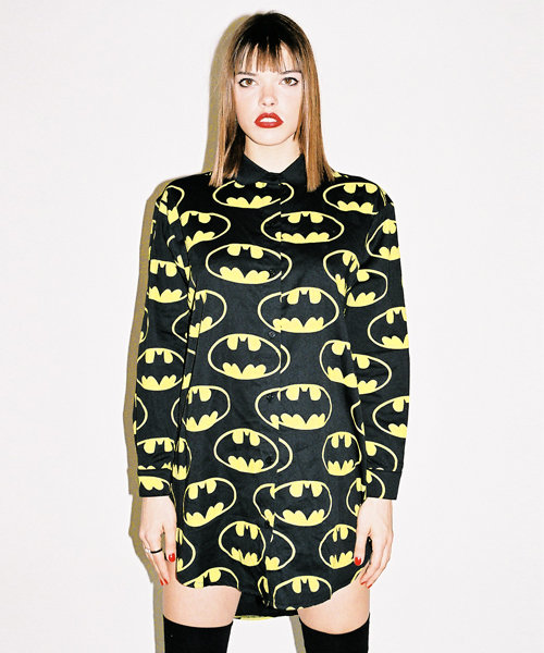 Batman Logo Shirt ($78)